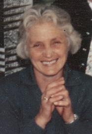 Miriam Harrex Simons
