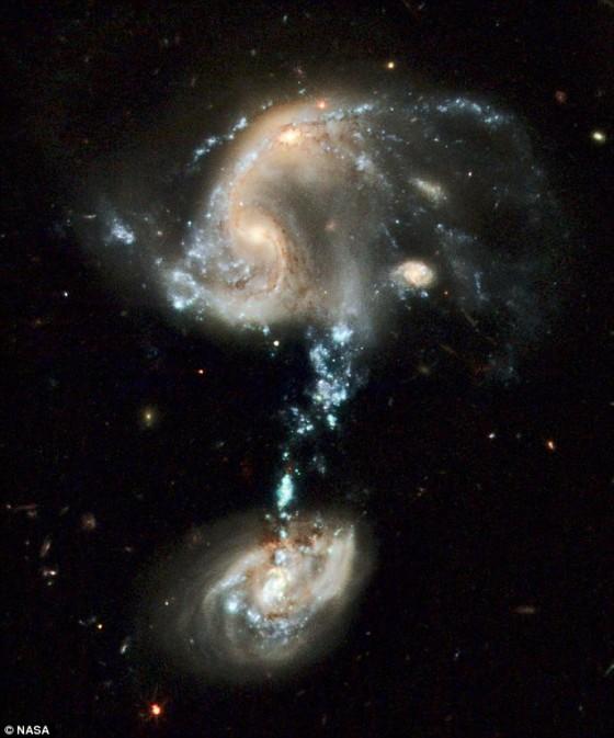 This Unlit Light - Cosmic Question Mark