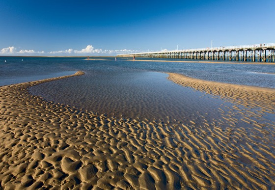 Urangan Pier, Hervey Bay, Queensland