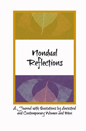 Rashani Réa Nondual Reflections Journal