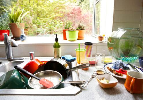 kitchen sink epiphany