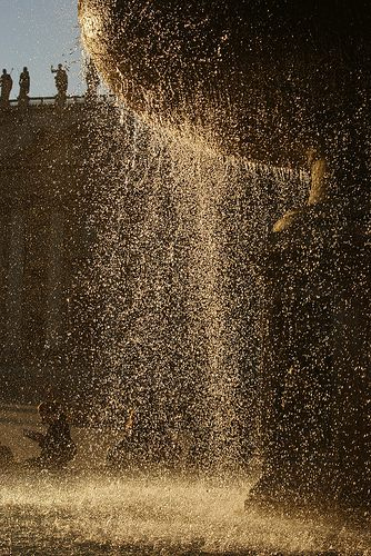 Showering Light
