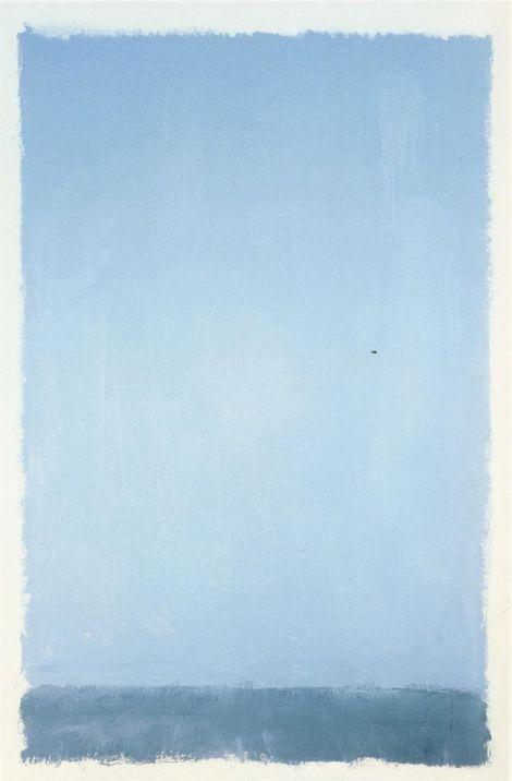 Mark Rothko - s/T, 1969